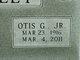 Otis Guy Bosley, Jr