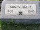 Profile photo:  Agnes Balla