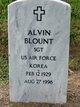 Profile photo:  Alvin Blount