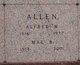 Alfred W. Allen
