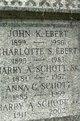 Harry August Schott Sr.