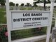 Los Banos Cemetery