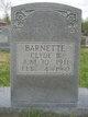 Profile photo:  Clyde Butler Barnette