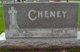 Lily <I>Krueger</I> Cheney