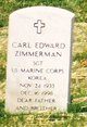 Carl Edward Zimmerman