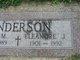 Eleanore Josephine <I>Linn</I> Anderson