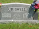 Mamie Lee <I>Shipman</I> Criswell