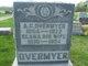 Profile photo:  Clara Jane <I>Whitman</I> Overmyer
