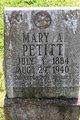Mary A. Pettit