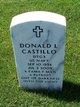 Profile photo:  Donald L. Castillo