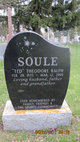 """Theodore Ralph """"Ted"""" Soule"""