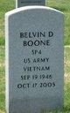 Profile photo:  Belvin D Boone
