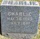 "Charles ""Charlie"" Dixon"