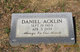 Profile photo:  Daniel Acklin