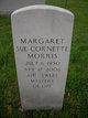 Margaret Sue <I>Cornette</I> Morris