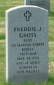 Profile photo:  Freddie J Gross