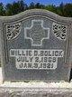 William D Bolick