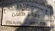 """Carolyn B """"Carrie"""" <I>Snyder</I> Spies"""