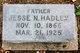 Jesse N Hadley