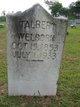 Talbert Welborn