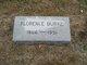 Profile photo:  Florence Nightengale <I>Baker</I> Burke