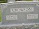 """Margaret Isabella """"Belle"""" <I>Hall</I> Crowson"""