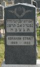 Profile photo:  Abraham Strait