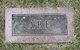 """Profile photo:  Abram H. """"Abe"""" Bartsch"""