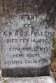 Profile photo:  Infant Fuller