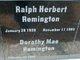 Ralph Herbert Remington