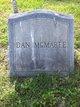 Daniel M McMaree