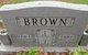 Jacob E. Brown