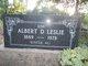 Albert D Leslie