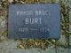Aaron Bruce Burt