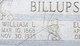 William Lacy Billups