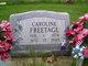 Profile photo:  Caroline <I>Rice</I> Freetage