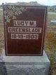 Lucy Matilda <I>Tegarden</I> Greenslade