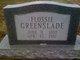 Flossie L Greenslade