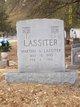 Profile photo:  Martha Emily <I>Newsome</I> Lassiter