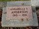 Annabelle K. Anderson