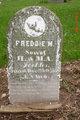 Profile photo:  Freddie Melvin Peebles