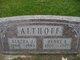 Bertha J <I>Robinson</I> Althoff
