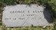 George E Adams