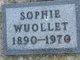 Sophia Wuollet
