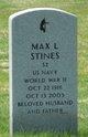 Profile photo:  Max L Stines
