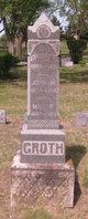 Profile photo:  John Groth, Jr