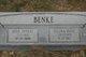 """John Ernest """"Butch"""" Benke"""