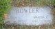 Profile photo:  Marcia Lucille <I>Vatcher</I> Bowler