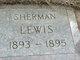 Sherman J Lewis