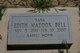 Edith Bell Maddox